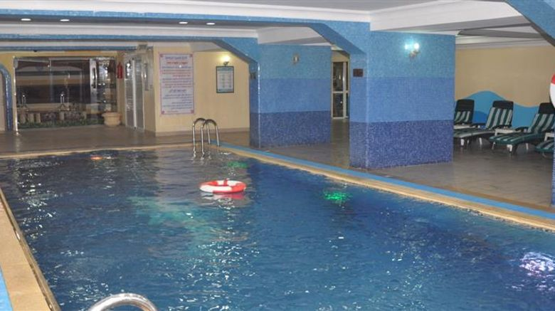 """<b>Tulip Inn Fortaleza Pool</b>. Images powered by <a href=""""https://iceportal.shijigroup.com/"""" title=""""IcePortal"""" target=""""_blank"""">IcePortal</a>."""