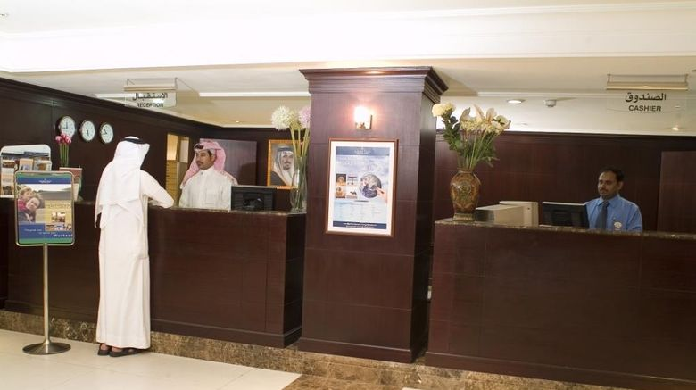 """<b>Tulip Inn Fortaleza Lobby</b>. Images powered by <a href=""""https://iceportal.shijigroup.com/"""" title=""""IcePortal"""" target=""""_blank"""">IcePortal</a>."""