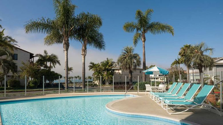 """<b>Motel 6 Santa Barbara Beach Pool</b>. Images powered by <a href=""""https://iceportal.shijigroup.com/"""" title=""""IcePortal"""" target=""""_blank"""">IcePortal</a>."""