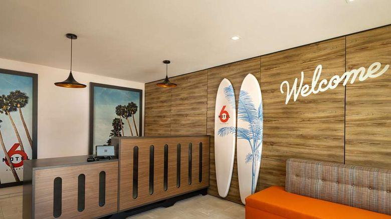 "<b>Motel 6 Santa Barbara Beach Lobby</b>. Images powered by <a href=""https://iceportal.shijigroup.com/"" title=""IcePortal"" target=""_blank"">IcePortal</a>."