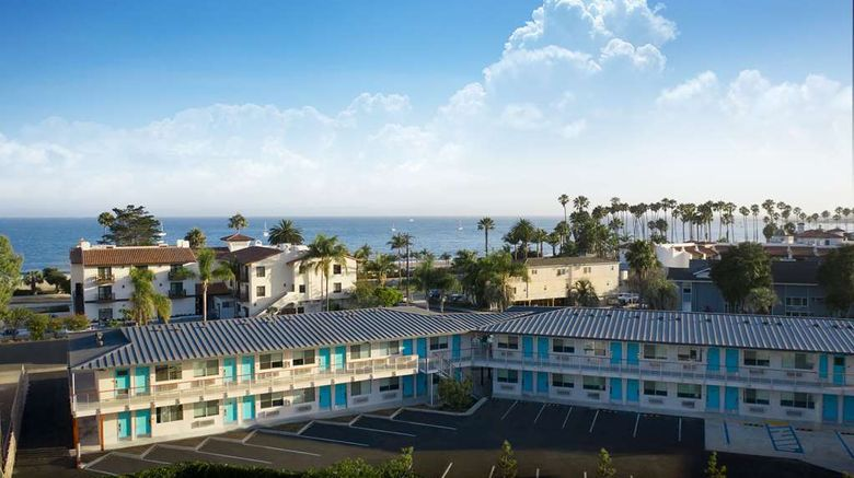 """<b>Motel 6 Santa Barbara Beach Exterior</b>. Images powered by <a href=""""https://iceportal.shijigroup.com/"""" title=""""IcePortal"""" target=""""_blank"""">IcePortal</a>."""