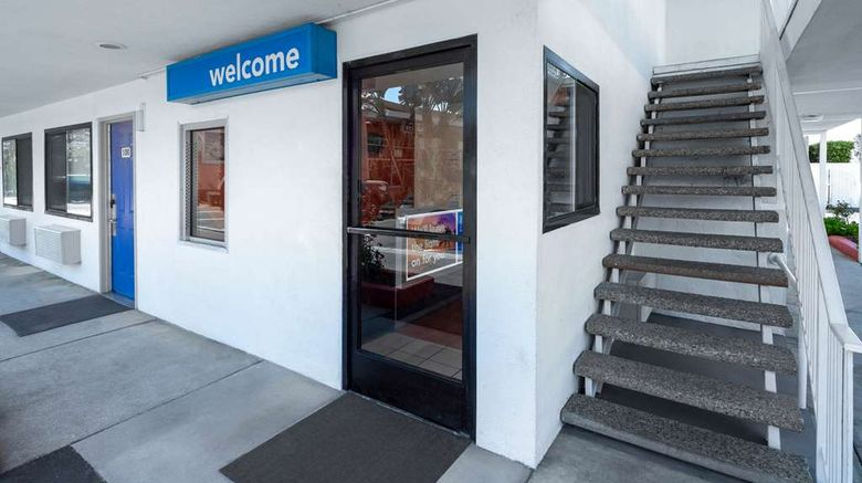 """<b>Motel 6 Santa Barbara State Street Exterior</b>. Images powered by <a href=""""https://iceportal.shijigroup.com/"""" title=""""IcePortal"""" target=""""_blank"""">IcePortal</a>."""