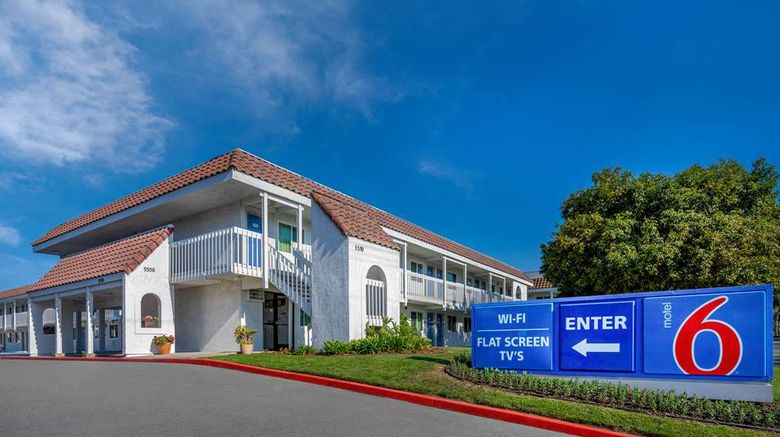 """<b>Motel 6 Santa Barbara-Carpinteria South Exterior</b>. Images powered by <a href=""""https://iceportal.shijigroup.com/"""" title=""""IcePortal"""" target=""""_blank"""">IcePortal</a>."""