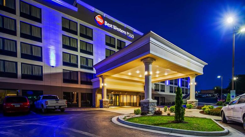 """Best Western Plus Hanes Mall Hotel Exterior. Images powered by <a href=""""http://web.iceportal.com"""" target=""""_blank"""" rel=""""noopener"""">Ice Portal</a>."""