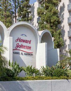 Howard Johnson Anaheim Hotel