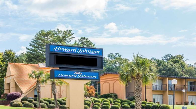 """Howard Johnson Inn Athens Exterior. Images powered by <a href=""""http://web.iceportal.com"""" target=""""_blank"""" rel=""""noopener"""">Ice Portal</a>."""