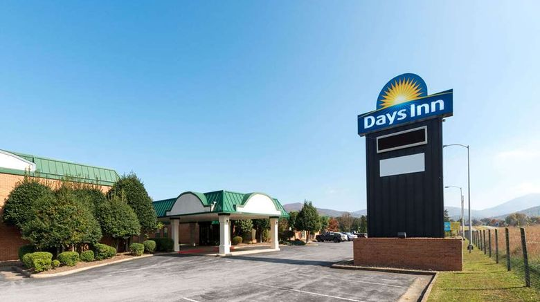 """Days Inn Luray Shenandoah Exterior. Images powered by <a href=""""http://web.iceportal.com"""" target=""""_blank"""" rel=""""noopener"""">Ice Portal</a>."""