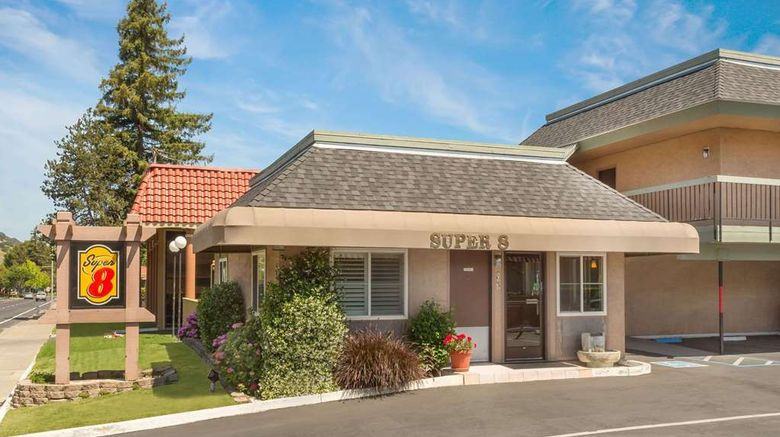 """Super 8 Martinez Exterior. Images powered by <a href=""""http://web.iceportal.com"""" target=""""_blank"""" rel=""""noopener"""">Ice Portal</a>."""