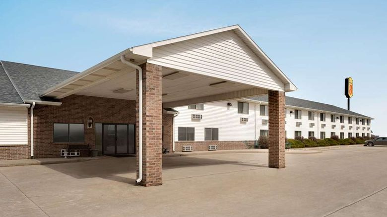"""Super 8 Bethany Exterior. Images powered by <a href=""""http://web.iceportal.com"""" target=""""_blank"""" rel=""""noopener"""">Ice Portal</a>."""