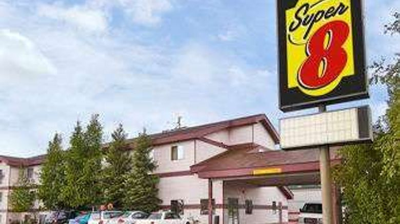 """Super 8 Fairbanks Exterior. Images powered by <a href=""""http://web.iceportal.com"""" target=""""_blank"""" rel=""""noopener"""">Ice Portal</a>."""