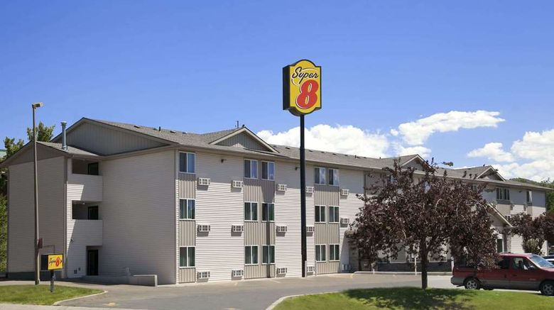 """Super 8 Pocatello Exterior. Images powered by <a href=""""http://web.iceportal.com"""" target=""""_blank"""" rel=""""noopener"""">Ice Portal</a>."""