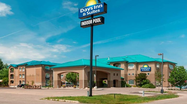 """Days Inn  and  Suites Brandon Exterior. Images powered by <a href=""""http://web.iceportal.com"""" target=""""_blank"""" rel=""""noopener"""">Ice Portal</a>."""