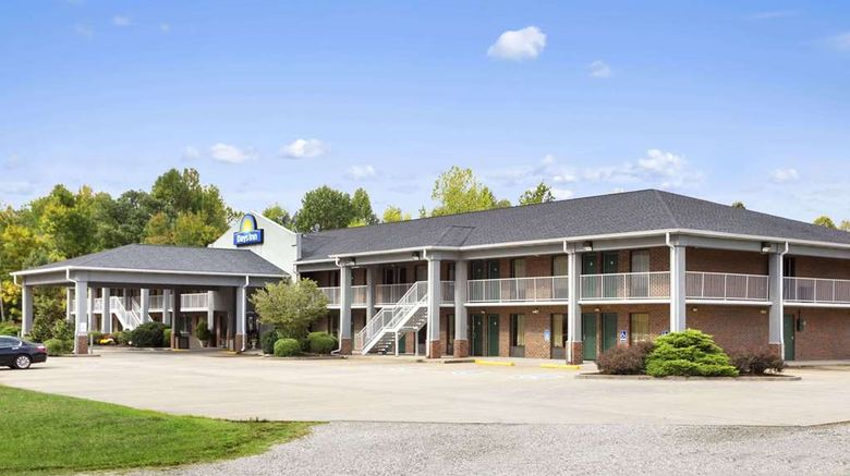 """Days Inn Kuttawa Exterior. Images powered by <a href=""""http://web.iceportal.com"""" target=""""_blank"""" rel=""""noopener"""">Ice Portal</a>."""