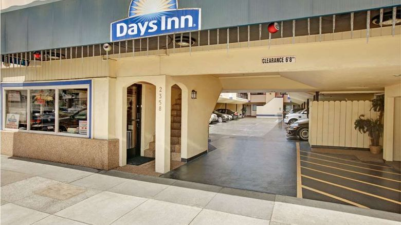 """Days Inn San Francisco/Lombard Exterior. Images powered by <a href=""""http://web.iceportal.com"""" target=""""_blank"""" rel=""""noopener"""">Ice Portal</a>."""