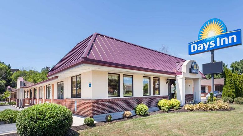 """Days Inn Dover Downtown Exterior. Images powered by <a href=""""http://web.iceportal.com"""" target=""""_blank"""" rel=""""noopener"""">Ice Portal</a>."""