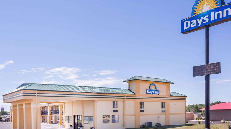 """Days Inn Byron Exterior. Images powered by <a href=""""http://web.iceportal.com"""" target=""""_blank"""" rel=""""noopener"""">Ice Portal</a>."""