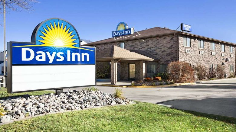 """Days Inn Columbia Mall Exterior. Images powered by <a href=""""http://web.iceportal.com"""" target=""""_blank"""" rel=""""noopener"""">Ice Portal</a>."""