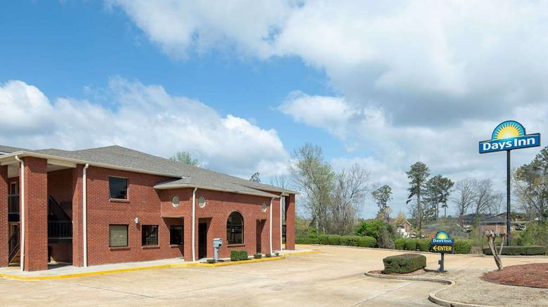 """Days Inn Tupelo Exterior. Images powered by <a href=""""http://web.iceportal.com"""" target=""""_blank"""" rel=""""noopener"""">Ice Portal</a>."""