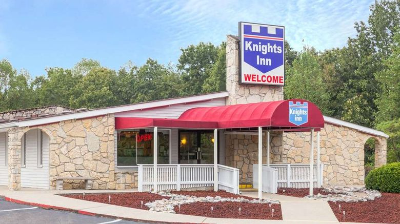 """Knights Inn Corbin Exterior. Images powered by <a href=""""http://web.iceportal.com"""" target=""""_blank"""" rel=""""noopener"""">Ice Portal</a>."""