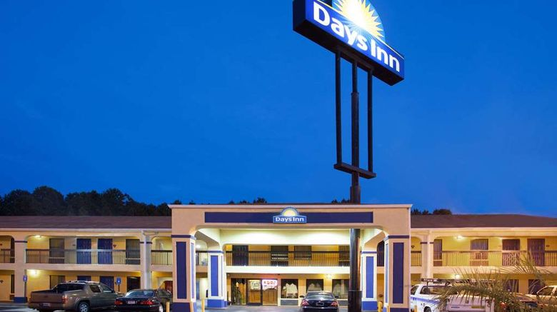"""Days Inn Covington Exterior. Images powered by <a href=""""http://web.iceportal.com"""" target=""""_blank"""" rel=""""noopener"""">Ice Portal</a>."""
