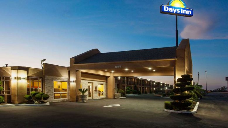 """Days Inn Chowchilla Gateway to Yosemite Exterior. Images powered by <a href=""""http://web.iceportal.com"""" target=""""_blank"""" rel=""""noopener"""">Ice Portal</a>."""