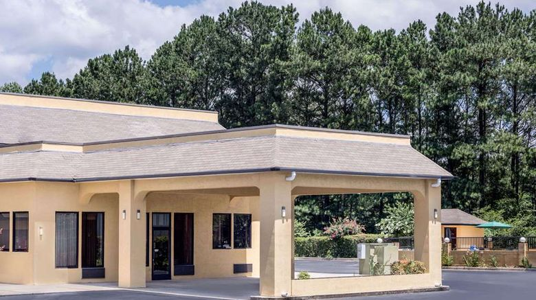 """Days Inn Biscoe Exterior. Images powered by <a href=""""http://web.iceportal.com"""" target=""""_blank"""" rel=""""noopener"""">Ice Portal</a>."""