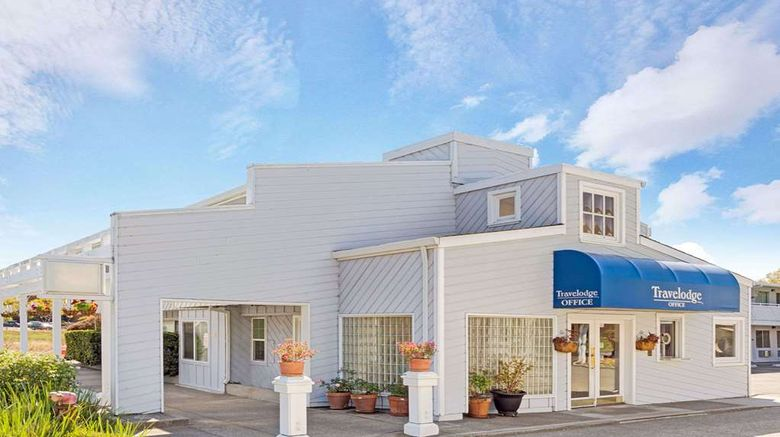 """Travelodge Mill Valley/Sausalito Exterior. Images powered by <a href=""""http://web.iceportal.com"""" target=""""_blank"""" rel=""""noopener"""">Ice Portal</a>."""