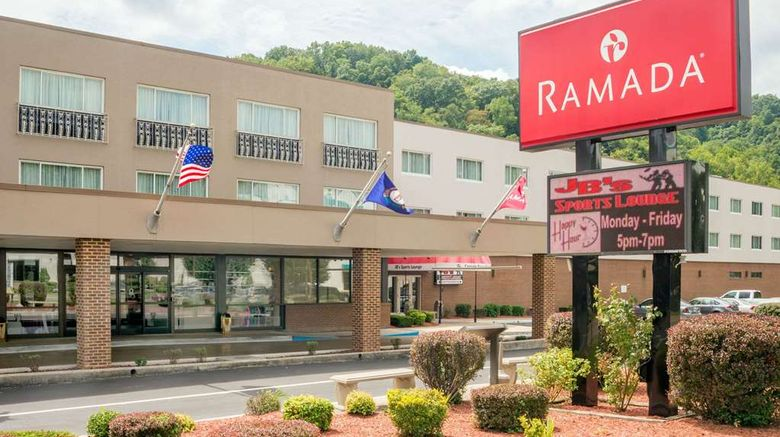"""Ramada Paintsville Hotel  and  Conf Ctr Exterior. Images powered by <a href=""""http://web.iceportal.com"""" target=""""_blank"""" rel=""""noopener"""">Ice Portal</a>."""