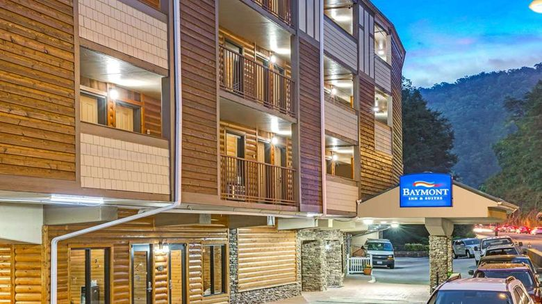 """Baymont Inn  and  Suites on the River Exterior. Images powered by <a href=""""http://web.iceportal.com"""" target=""""_blank"""" rel=""""noopener"""">Ice Portal</a>."""