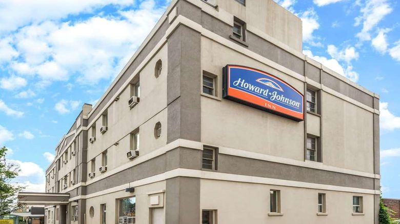 """Howard Johnson Inn Toronto Downtown West Exterior. Images powered by <a href=""""http://web.iceportal.com"""" target=""""_blank"""" rel=""""noopener"""">Ice Portal</a>."""