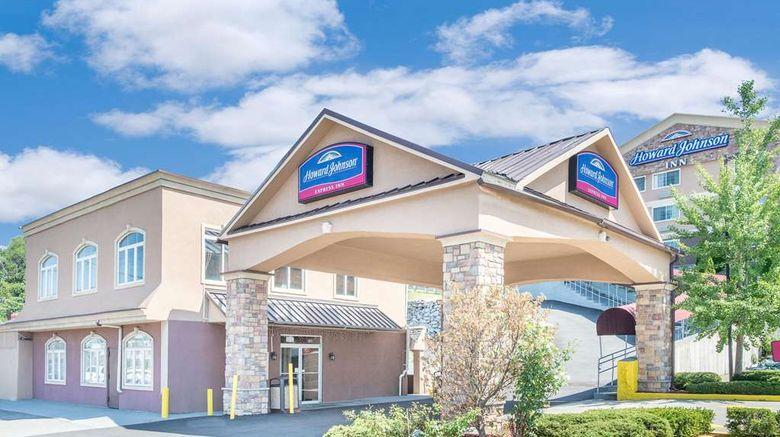 """Howard Johnson North Bergen Exterior. Images powered by <a href=""""http://web.iceportal.com"""" target=""""_blank"""" rel=""""noopener"""">Ice Portal</a>."""