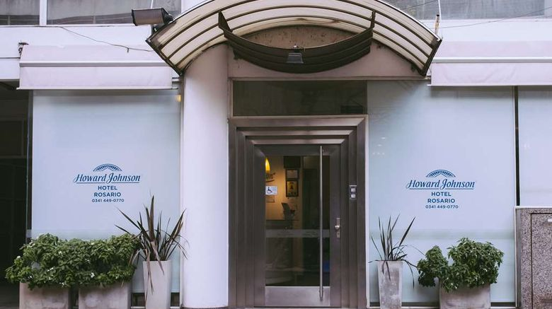 """Howard Johnson Hotel Rosario Exterior. Images powered by <a href=""""http://web.iceportal.com"""" target=""""_blank"""" rel=""""noopener"""">Ice Portal</a>."""