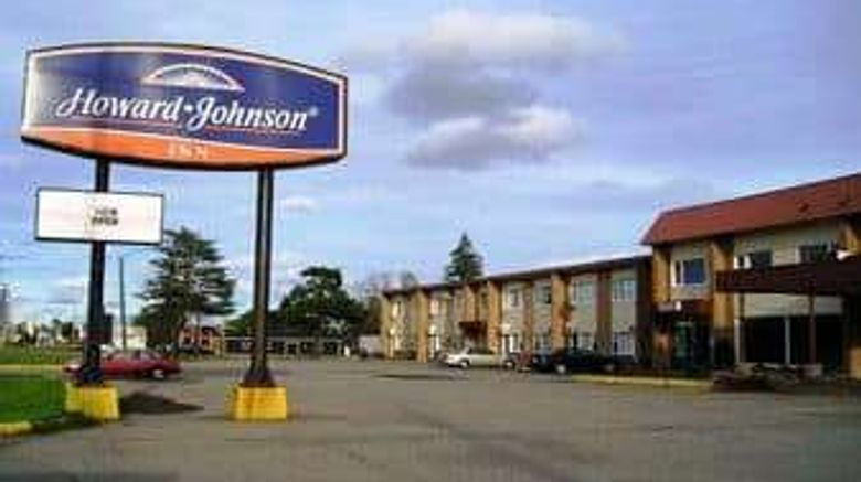 """Howard Johnson Inn Sault Ste Marie Exterior. Images powered by <a href=""""http://web.iceportal.com"""" target=""""_blank"""" rel=""""noopener"""">Ice Portal</a>."""