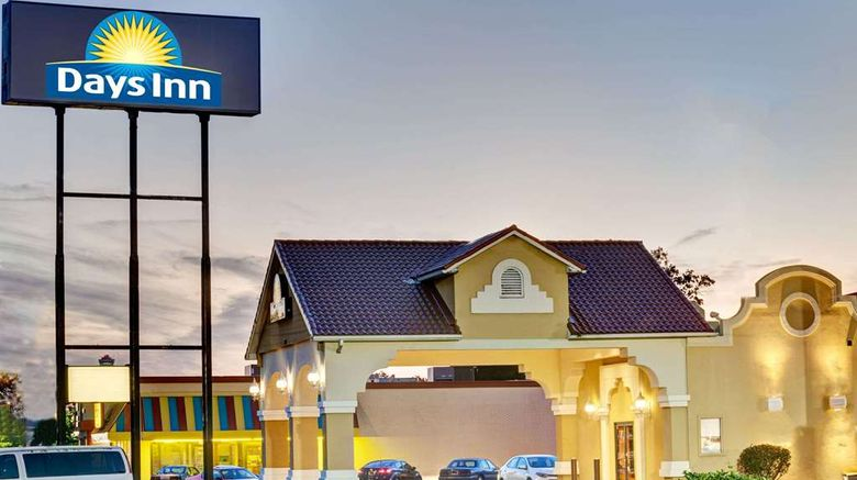 """Days Inn Louisville Arpt Fair  and  Expo Ctr Exterior. Images powered by <a href=""""http://web.iceportal.com"""" target=""""_blank"""" rel=""""noopener"""">Ice Portal</a>."""