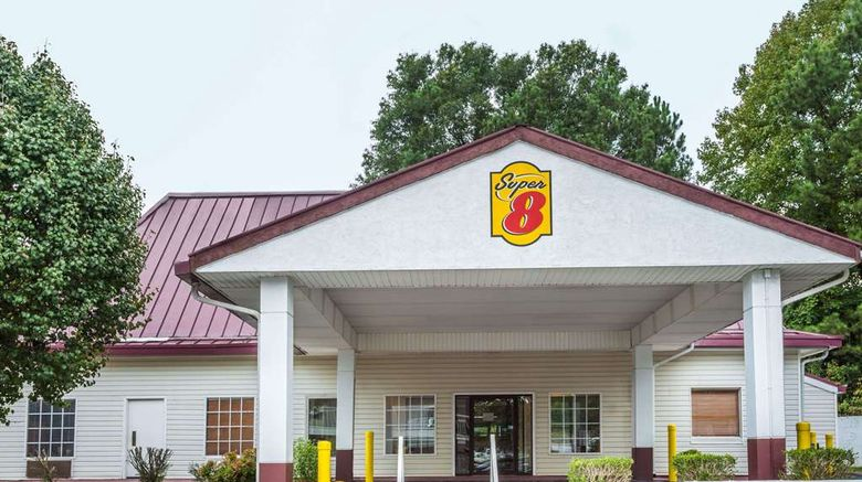 """Super 8 Atlanta Northeast Exterior. Images powered by <a href=""""http://web.iceportal.com"""" target=""""_blank"""" rel=""""noopener"""">Ice Portal</a>."""