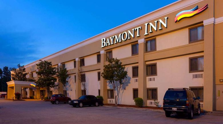 """Baymont Inn  and  Suites Memphis East Exterior. Images powered by <a href=""""http://web.iceportal.com"""" target=""""_blank"""" rel=""""noopener"""">Ice Portal</a>."""