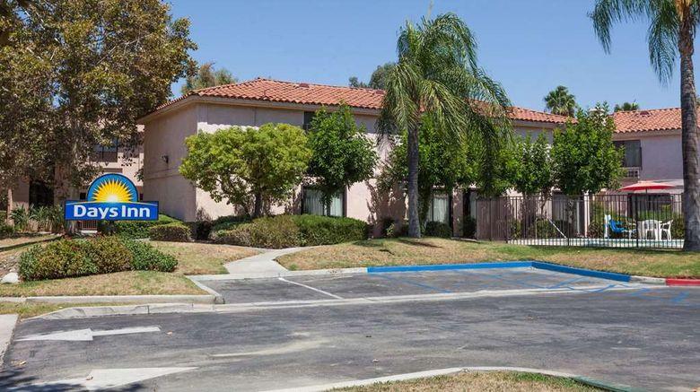 "Days Inn San Bernardino/Redlands Exterior. Images powered by <a href=""http://web.iceportal.com"" target=""_blank"" rel=""noopener"">Ice Portal</a>."