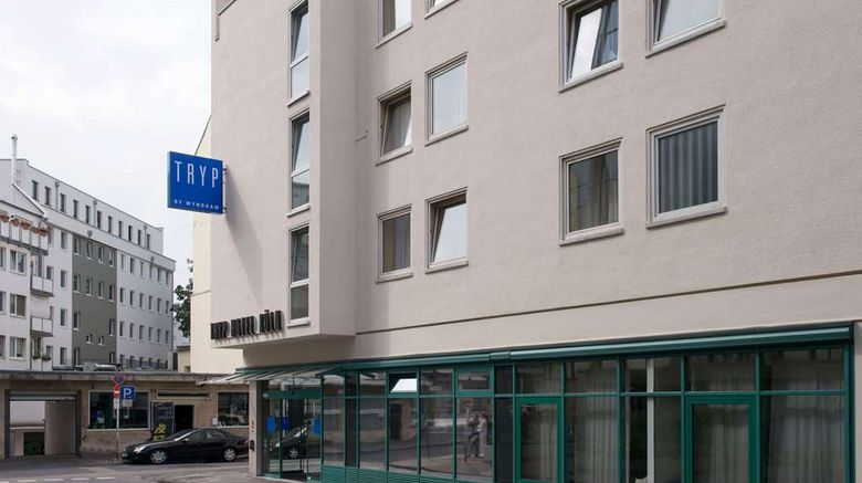 """TRYP by Wyndham Koeln City Centre Exterior. Images powered by <a href=""""http://web.iceportal.com"""" target=""""_blank"""" rel=""""noopener"""">Ice Portal</a>."""