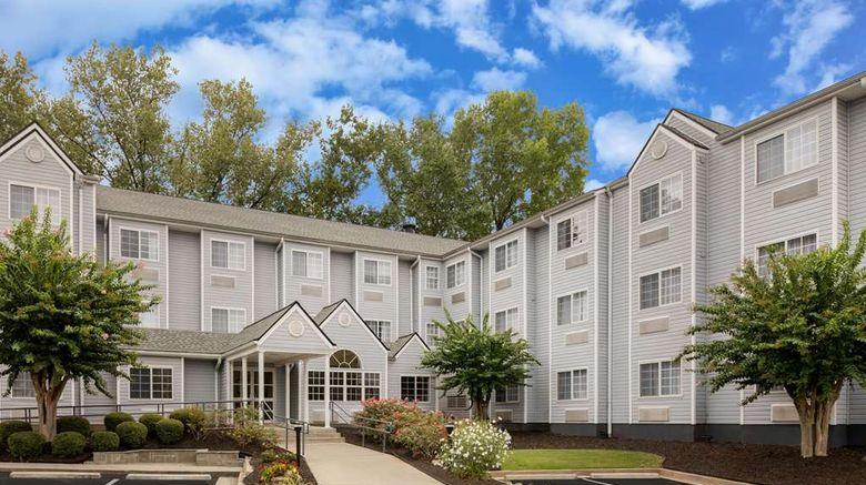 """Microtel Inn  and  Suites Buckhead Area Exterior. Images powered by <a href=""""http://web.iceportal.com"""" target=""""_blank"""" rel=""""noopener"""">Ice Portal</a>."""