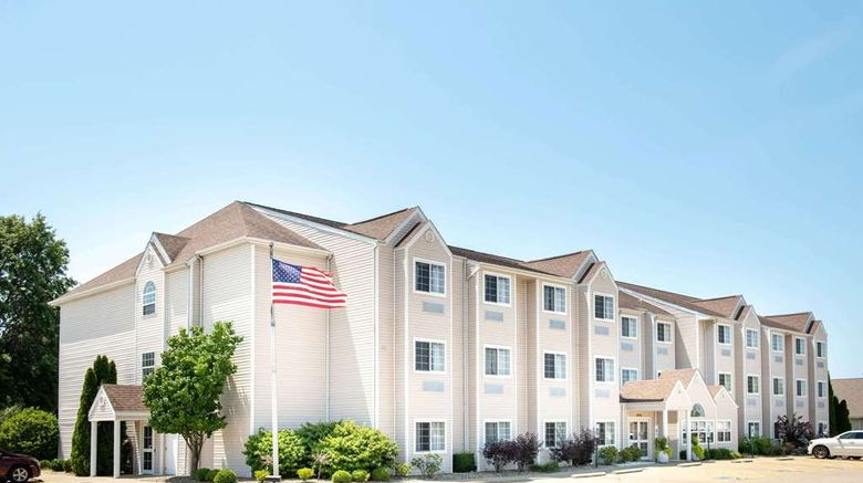 """Microtel Inn  and  Suites Exterior. Images powered by <a href=""""http://web.iceportal.com"""" target=""""_blank"""" rel=""""noopener"""">Ice Portal</a>."""