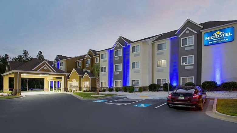 """Microtel Inn  and  Suites Walterboro Exterior. Images powered by <a href=""""http://web.iceportal.com"""" target=""""_blank"""" rel=""""noopener"""">Ice Portal</a>."""