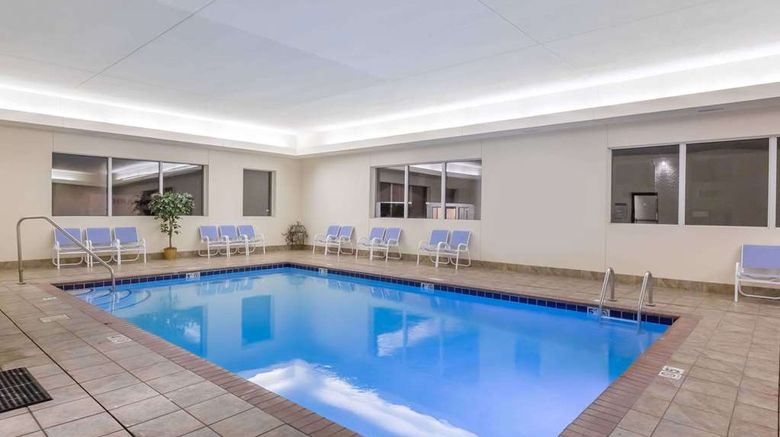 """<b>Days Inn Hotel Spencer IA Pool</b>. Images powered by <a href=""""https://iceportal.shijigroup.com/"""" title=""""IcePortal"""" target=""""_blank"""">IcePortal</a>."""