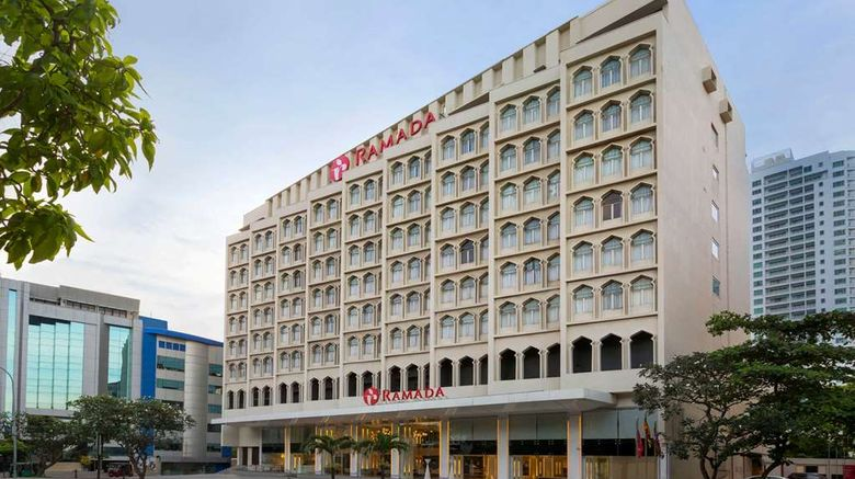 """<b>Ramada Colombo Exterior</b>. Images powered by <a href=""""https://iceportal.shijigroup.com/"""" title=""""IcePortal"""" target=""""_blank"""">IcePortal</a>."""