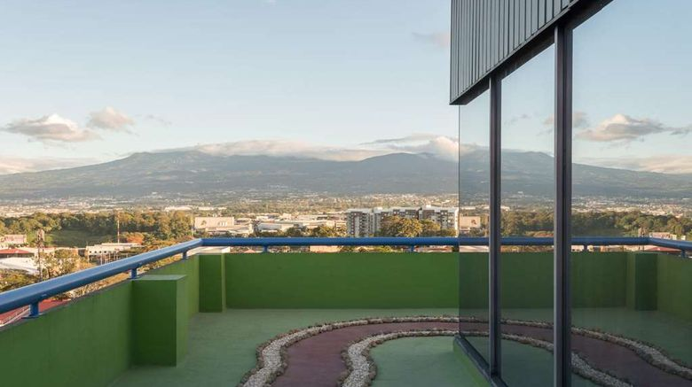 """Tryp by Wyndham San Jose Sabana Exterior. Images powered by <a href=""""http://web.iceportal.com"""" target=""""_blank"""" rel=""""noopener"""">Ice Portal</a>."""