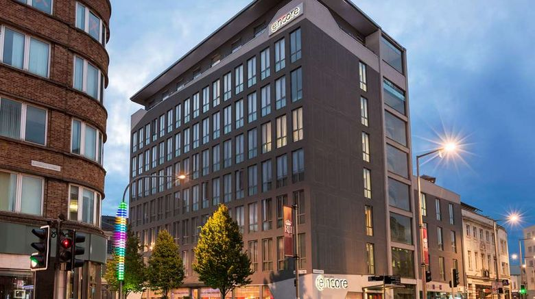 """Ramada Encore Leicester City Centre Exterior. Images powered by <a href=""""http://web.iceportal.com"""" target=""""_blank"""" rel=""""noopener"""">Ice Portal</a>."""