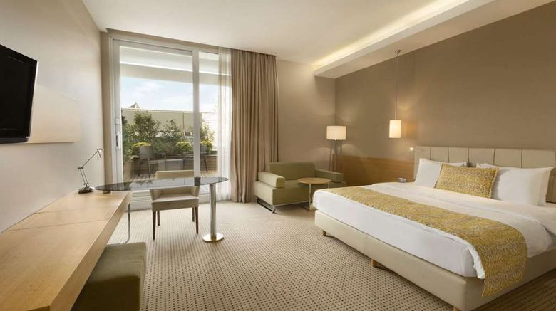 """<b>Ramada Podgorica Room</b>. Images powered by <a href=""""https://iceportal.shijigroup.com/"""" title=""""IcePortal"""" target=""""_blank"""">IcePortal</a>."""