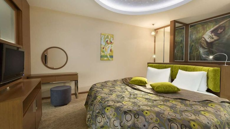 """<b>Ramada Podgorica Suite</b>. Images powered by <a href=""""https://iceportal.shijigroup.com/"""" title=""""IcePortal"""" target=""""_blank"""">IcePortal</a>."""