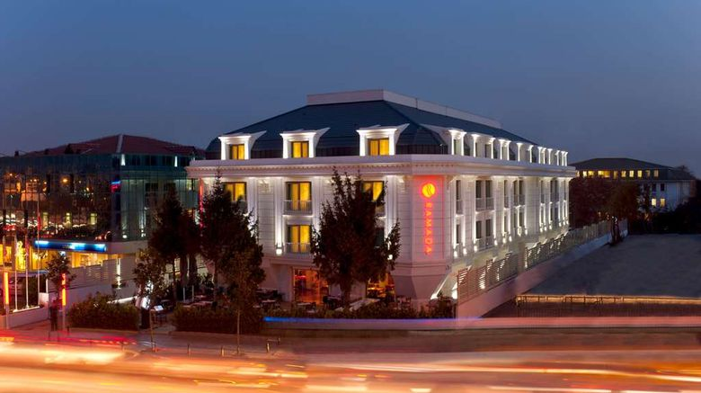 """Ramada Istanbul Asia Exterior. Images powered by <a href=""""http://web.iceportal.com"""" target=""""_blank"""" rel=""""noopener"""">Ice Portal</a>."""