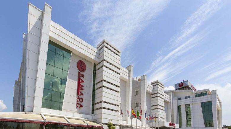 """Ramada Plaza by Wyndham Izmit Exterior. Images powered by <a href=""""http://web.iceportal.com"""" target=""""_blank"""" rel=""""noopener"""">Ice Portal</a>."""