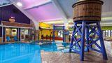 Ramada Williamsburg & Wasserbahn WaterPK Pool